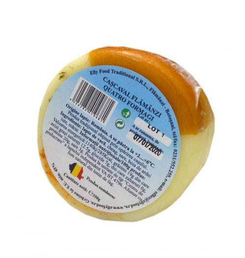 cașcaval-quatro-formaggi-elly-food-350g