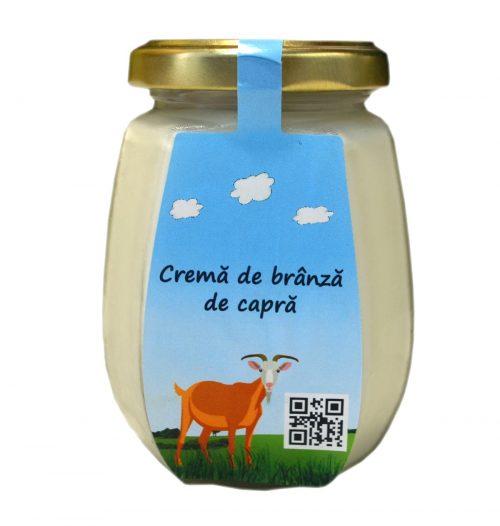 Cremă-de-brânză-de-capră