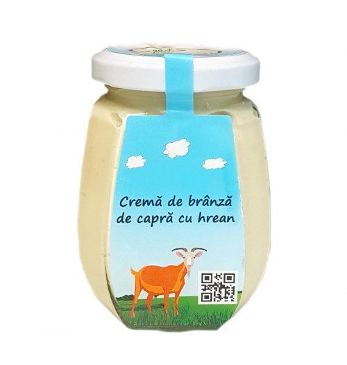 Cremă-brânză-de-capră-cu-hrean