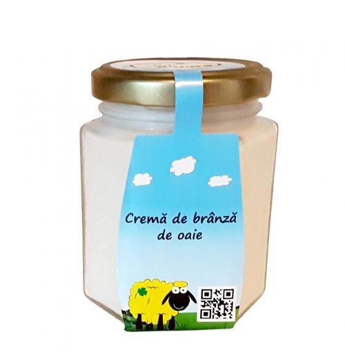 cremă-de-brânză-de-oaie