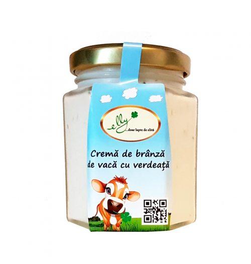 crema-branza-vaca-verdeață
